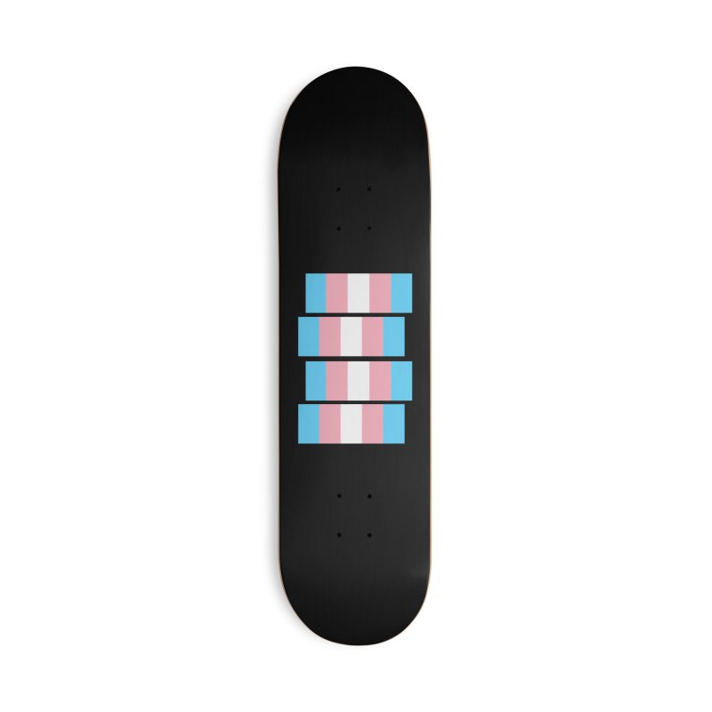 Punk Rock Girls Like Us Accessories Deck Only Skateboard by Punk Rock Girls Like Us