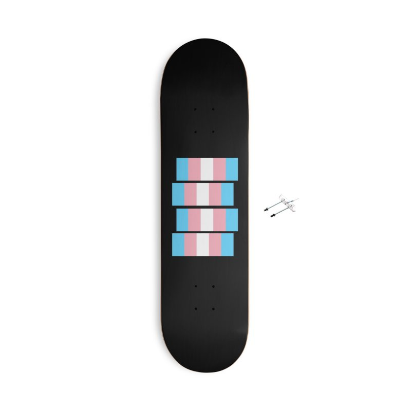 Punk Rock Girls Like Us Accessories With Hanging Hardware Skateboard by Punk Rock Girls Like Us