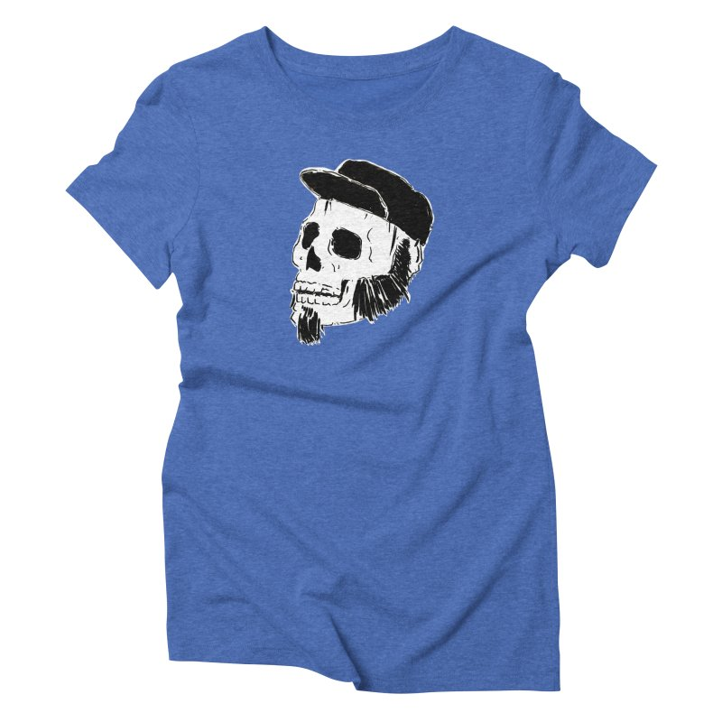 [Deadname Redacted] Women's Triblend T-Shirt by Punk Rock Girls Like Us