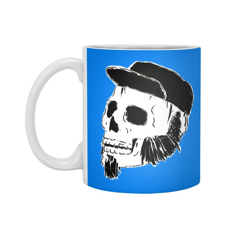[Deadname Redacted] Accessories Standard Mug by Punk Rock Girls Like Us