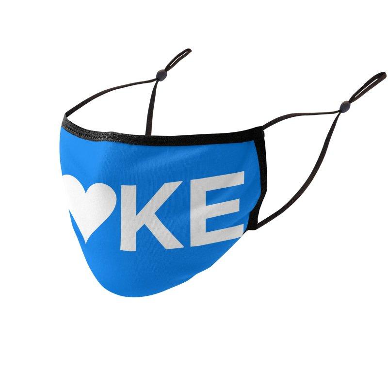 D♥KE. Accessories Face Mask by Punk Rock Girls Like Us