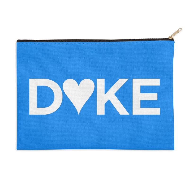 D♥KE. Accessories Zip Pouch by Punk Rock Girls Like Us