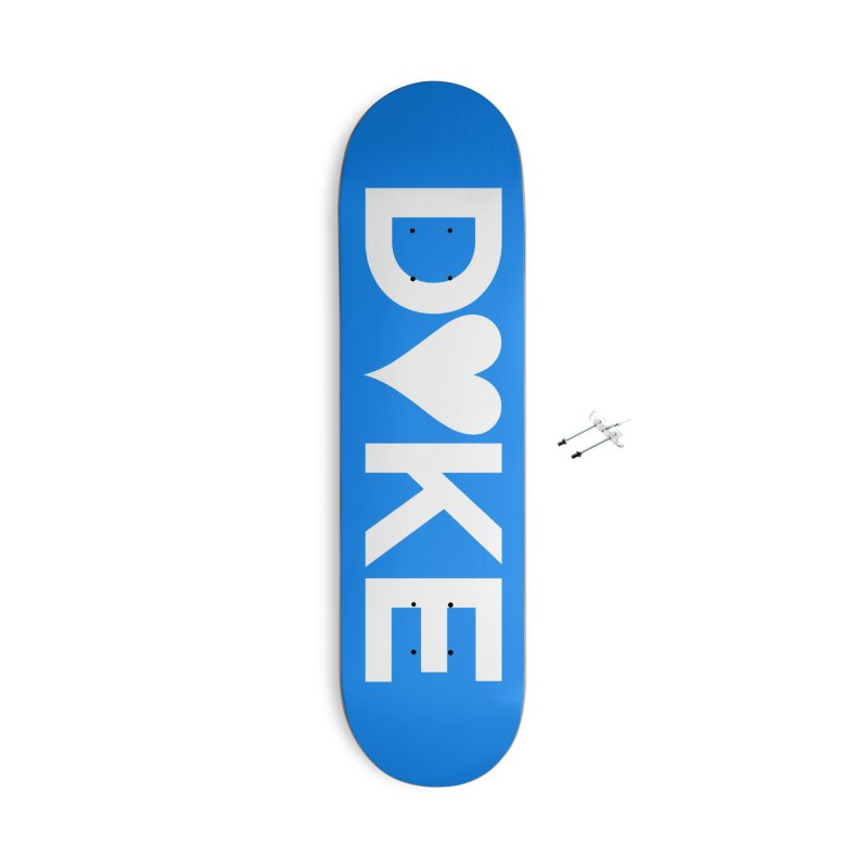 D♥KE. Accessories With Hanging Hardware Skateboard by Punk Rock Girls Like Us