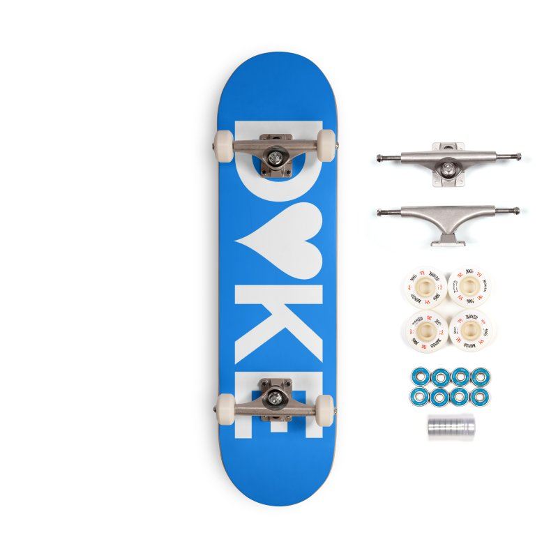 D♥KE. Accessories Complete - Premium Skateboard by Punk Rock Girls Like Us