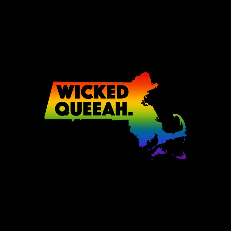 Wicked Queeah. Women's T-Shirt by Punk Rock Girls Like Us