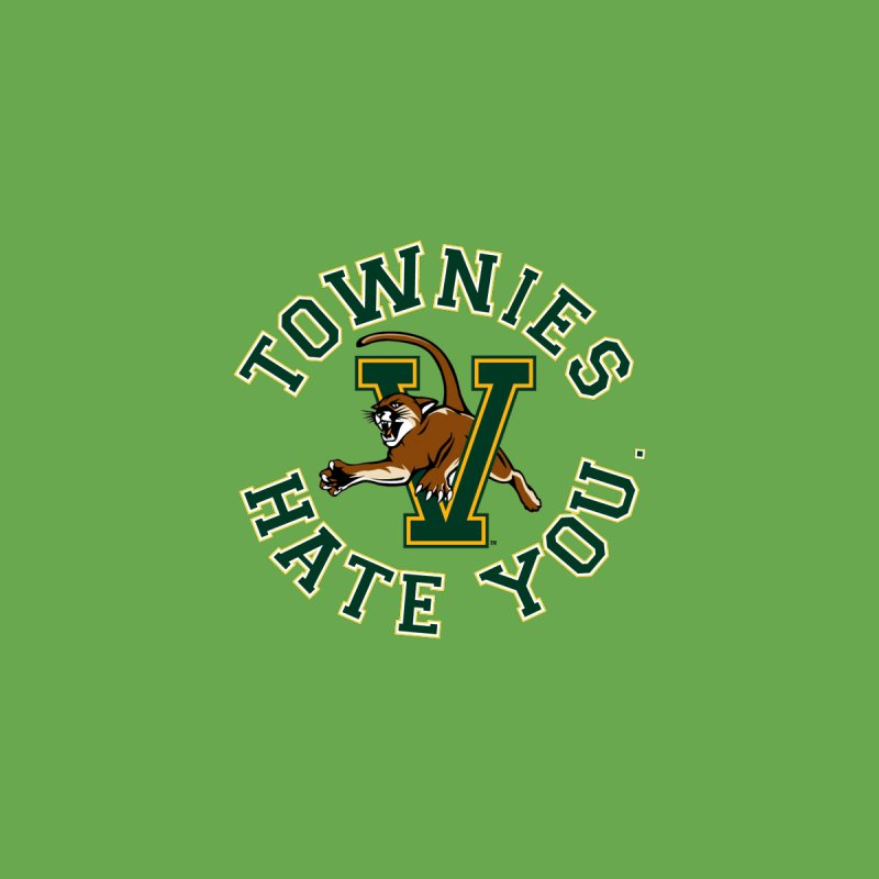 TOWNIES HATE YOU Men's T-Shirt by Punk Rock Girls Like Us