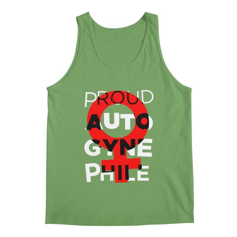 Proud Autogynephile Men's Tank by Punk Rock Girls Like Us