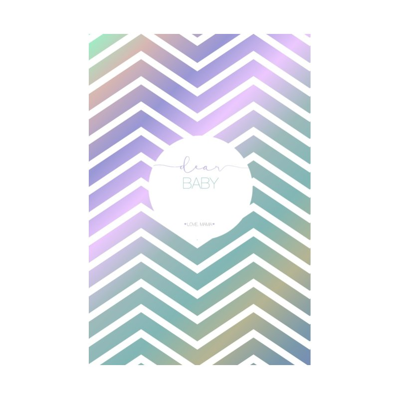 Dear Baby Pregnancy Journal rainbow   Love and Marriage shop