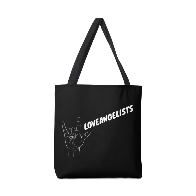 loveangelists White Accessories Tote Bag Bag by Loveangelists Swag