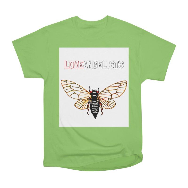 Cicada Men's Heavyweight T-Shirt by Loveangelists Swag