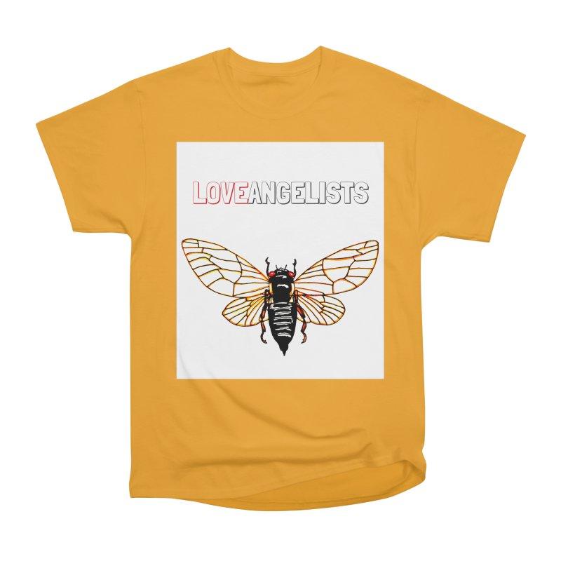 Cicada Women's Heavyweight Unisex T-Shirt by Loveangelists Swag