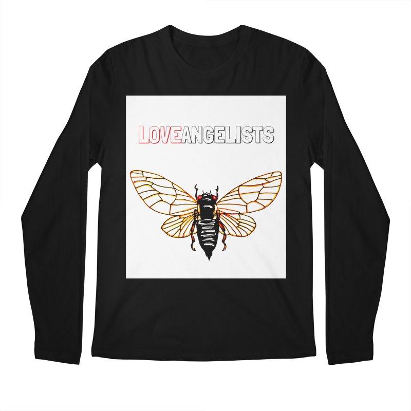 Cicada Men's Regular Longsleeve T-Shirt by Loveangelists Swag