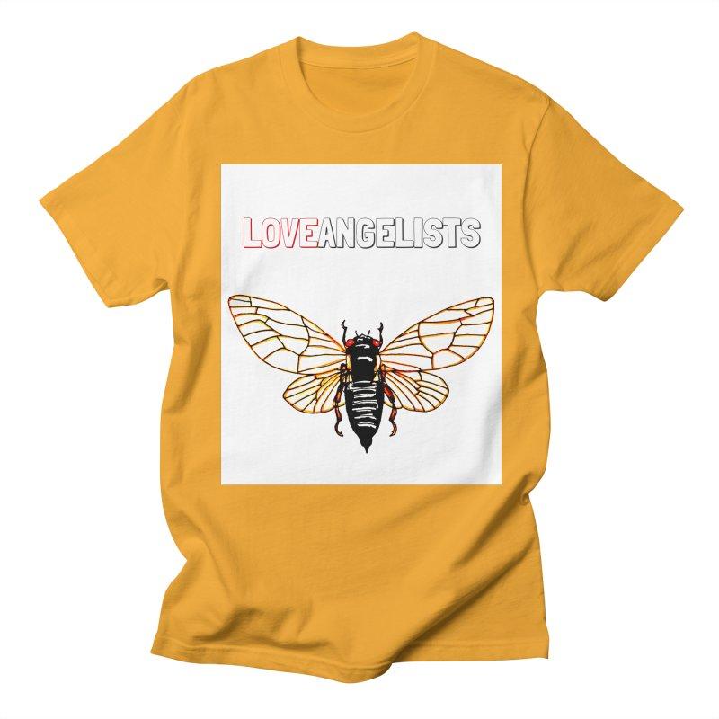 Cicada Men's Regular T-Shirt by Loveangelists Swag