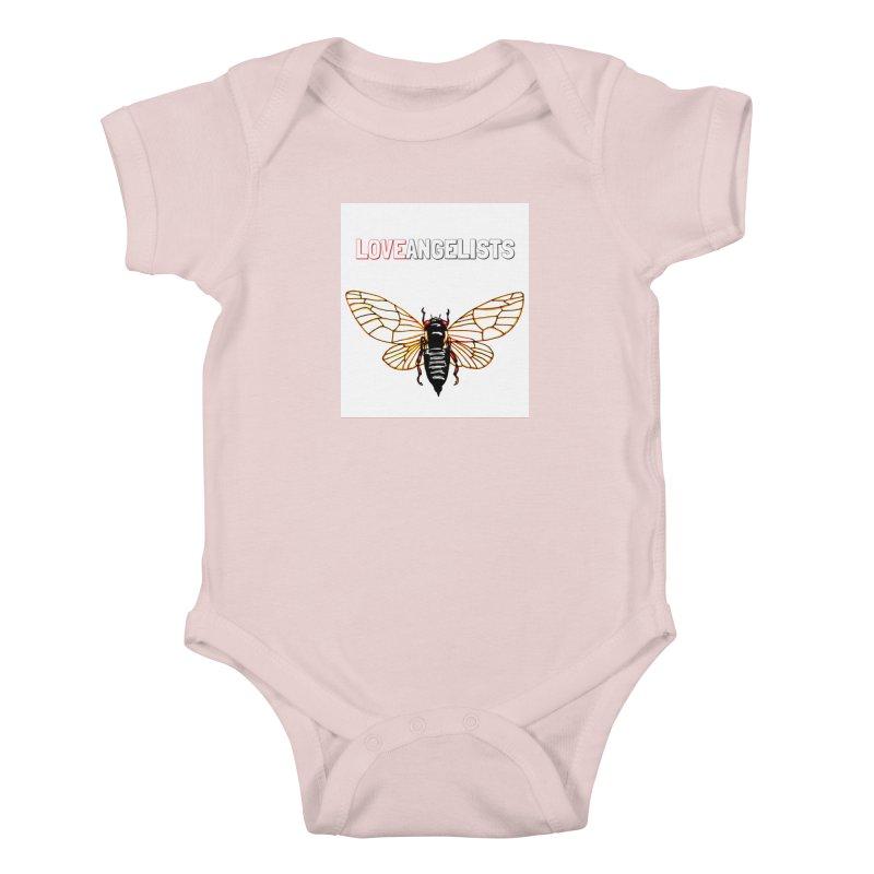 Cicada Kids Baby Bodysuit by Loveangelists Swag