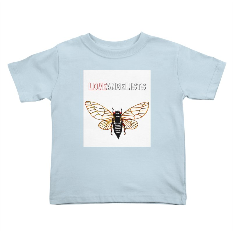 Cicada Kids Toddler T-Shirt by Loveangelists Swag