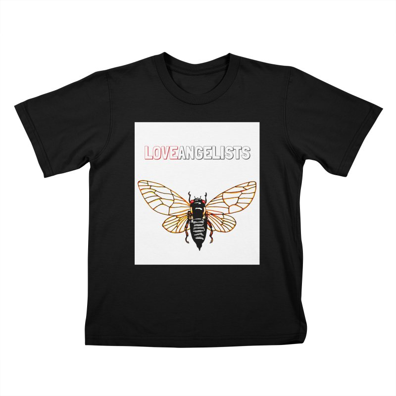 Cicada Kids T-Shirt by Loveangelists Swag