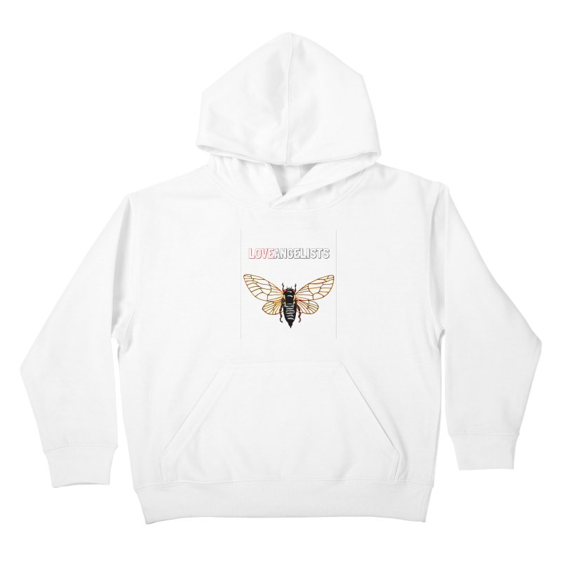 Cicada Kids Pullover Hoody by Loveangelists Swag