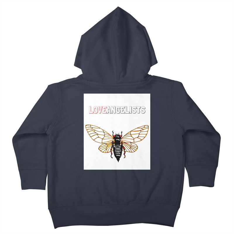 Cicada Kids Toddler Zip-Up Hoody by Loveangelists Swag
