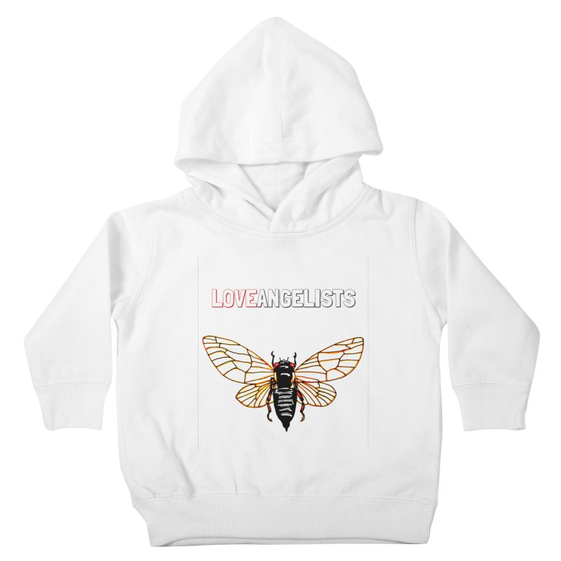 Cicada Kids Toddler Pullover Hoody by Loveangelists Swag