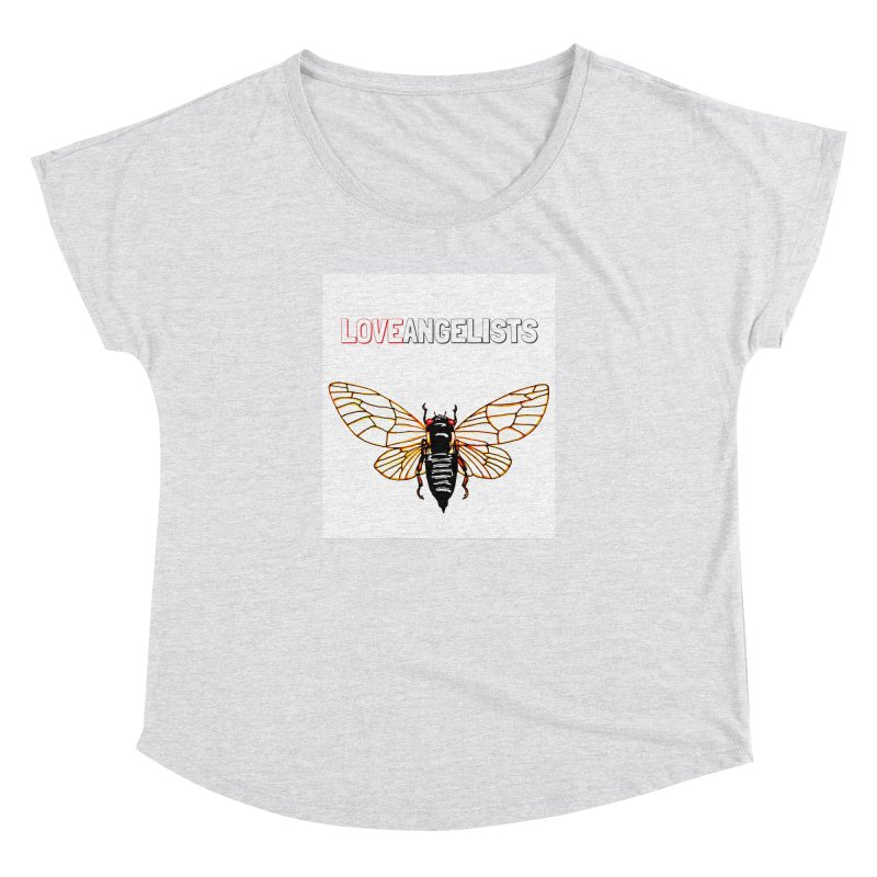 Cicada Women's Dolman Scoop Neck by Loveangelists Swag