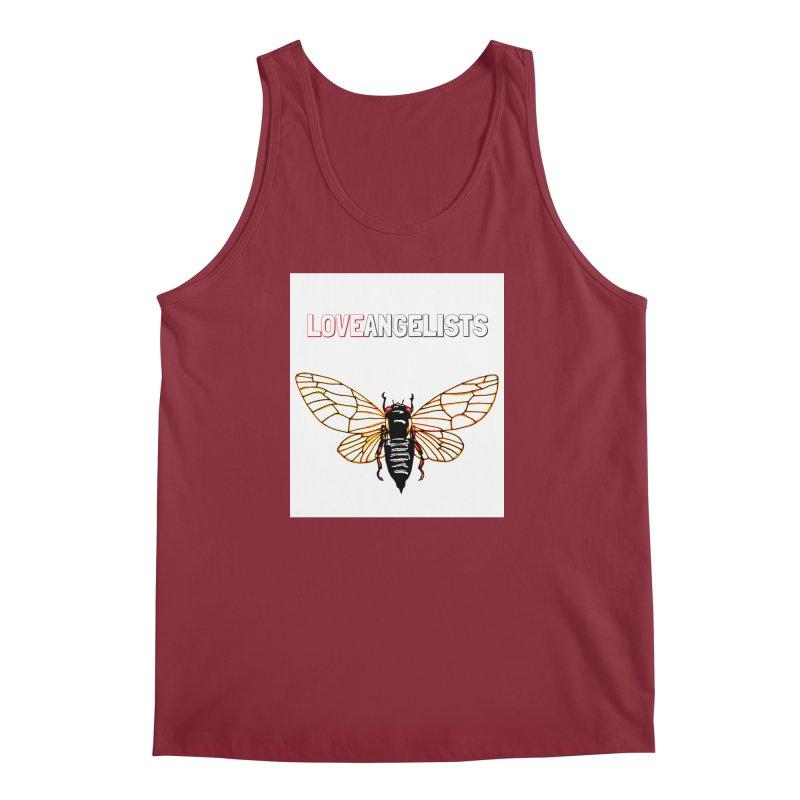 Cicada Men's Regular Tank by Loveangelists Swag