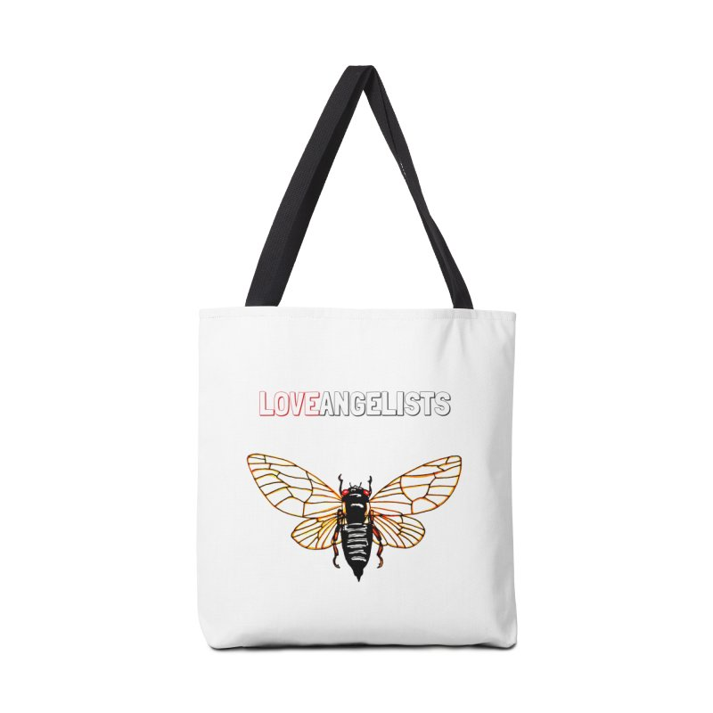 Cicada Accessories Tote Bag Bag by Loveangelists Swag