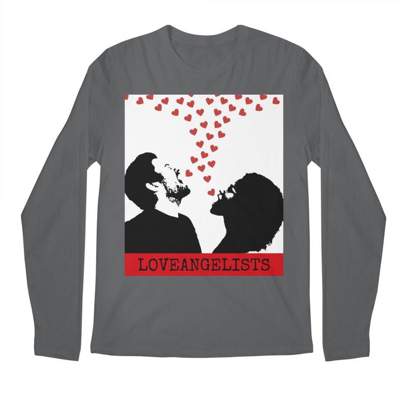 Love Shout Men's Regular Longsleeve T-Shirt by Loveangelists Swag