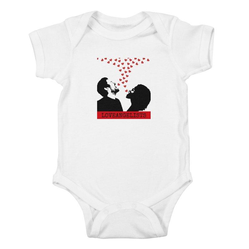 Love Shout Kids Baby Bodysuit by Loveangelists Swag