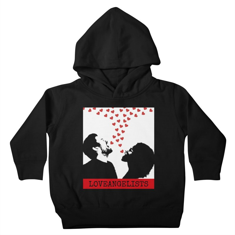 Love Shout Kids Toddler Pullover Hoody by Loveangelists Swag