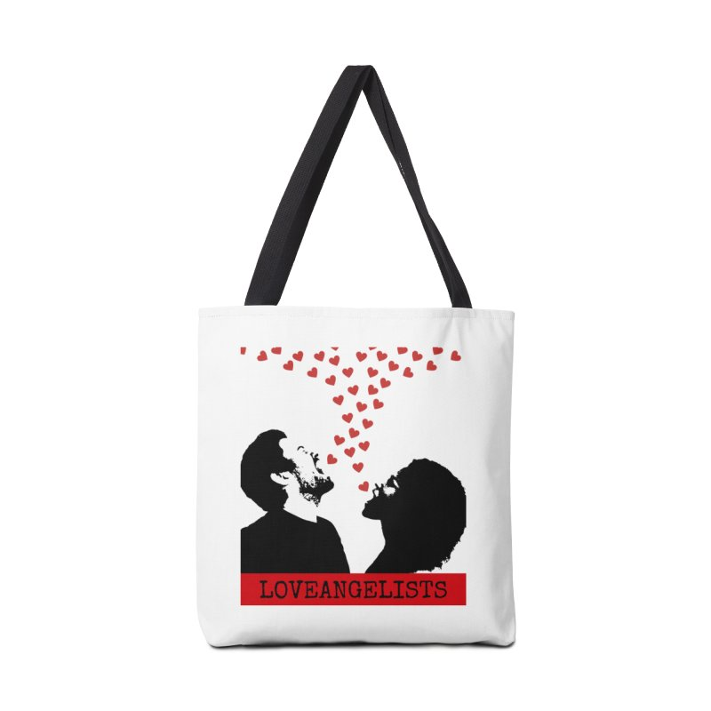Love Shout Accessories Tote Bag Bag by Loveangelists Swag