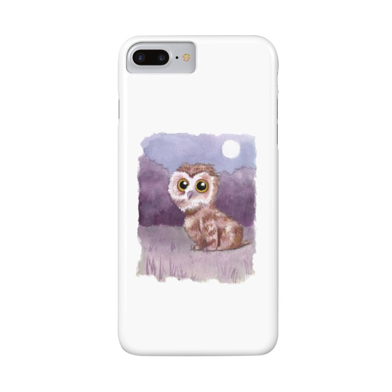 Owlbear Baby Accessories Phone Case by Love for Ink Artist Shop