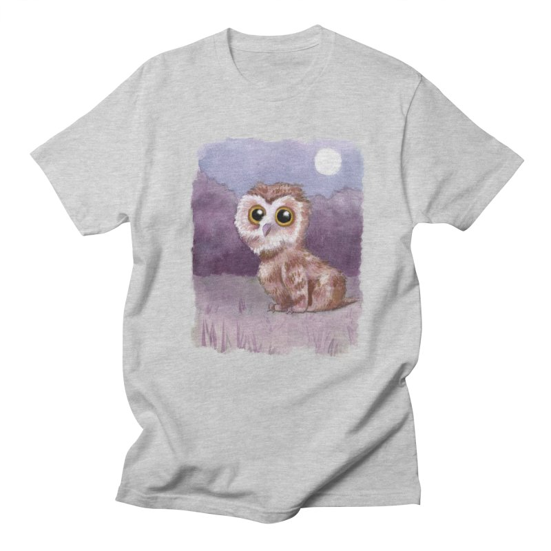Owlbear Baby Men's T-shirt by Love for Ink Artist Shop