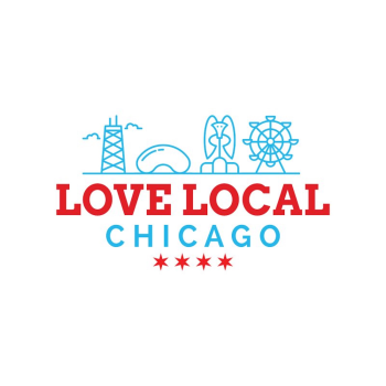 Love Local Chicago Logo