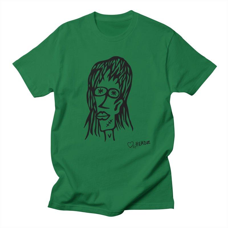 Genny Men's T-Shirt by LovelyHeadz
