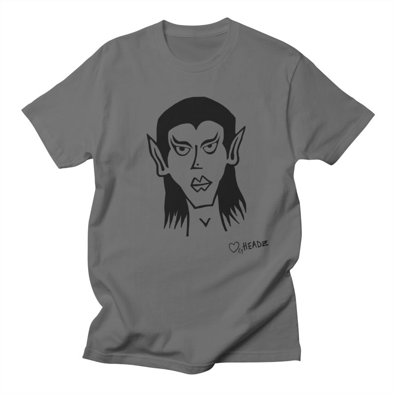 Halloween Davey L Men's T-Shirt by LovelyHeadz
