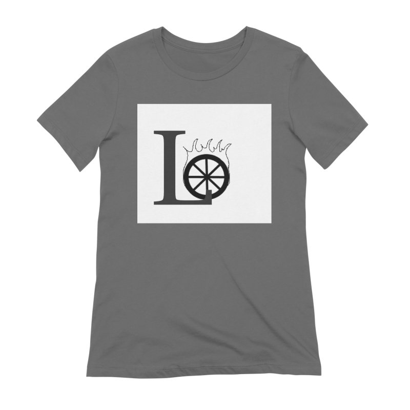 Lo Women's Extra Soft T-Shirt by loveunbroken's Artist Shop