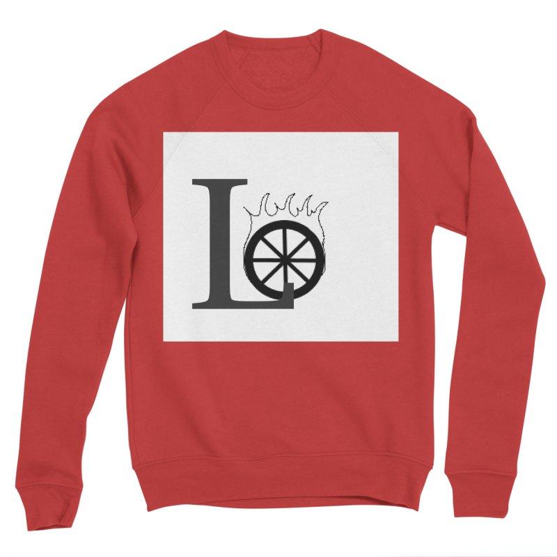 Lo Men's Sponge Fleece Sweatshirt by loveunbroken's Artist Shop