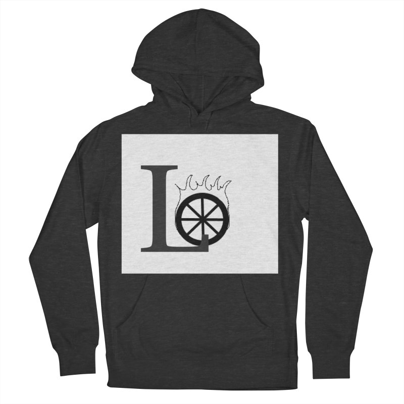 Lo Men's French Terry Pullover Hoody by loveunbroken's Artist Shop
