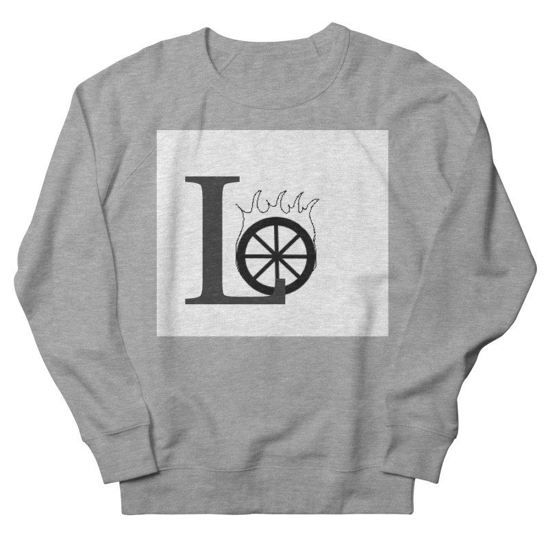 Lo Men's French Terry Sweatshirt by loveunbroken's Artist Shop