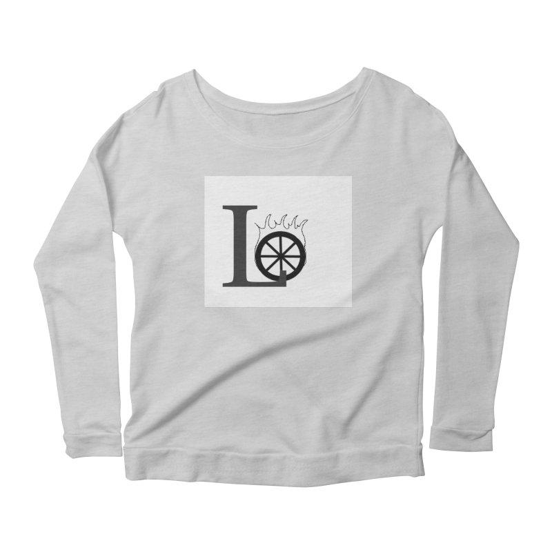 Lo Women's Scoop Neck Longsleeve T-Shirt by loveunbroken's Artist Shop