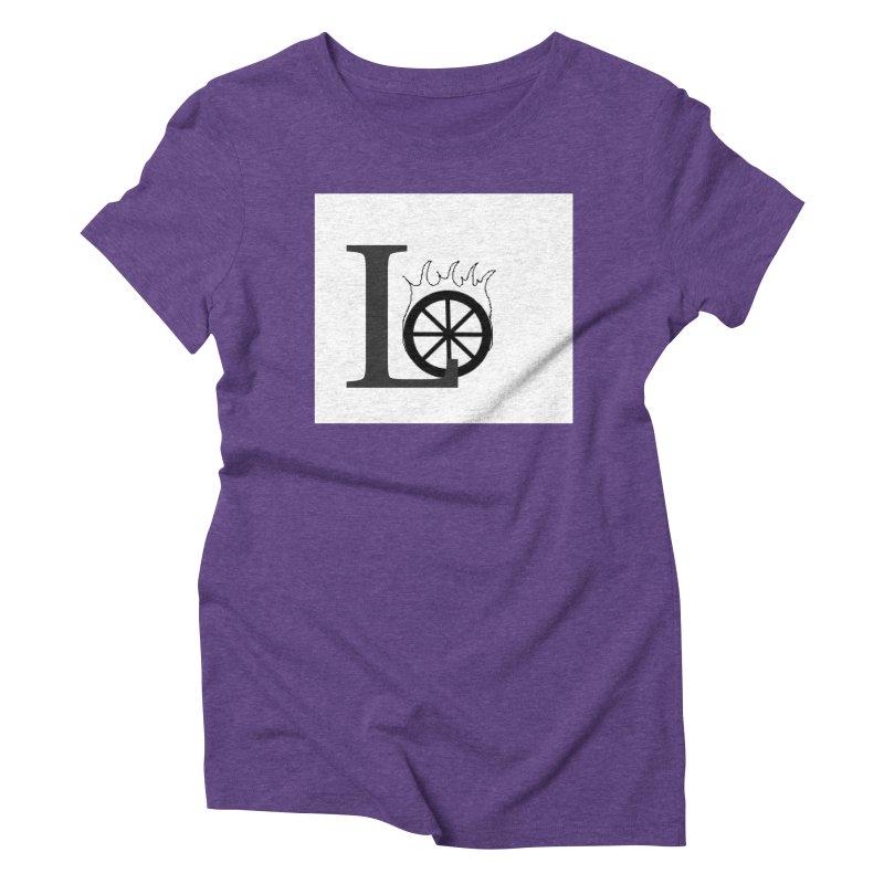 Lo Women's Triblend T-Shirt by loveunbroken's Artist Shop