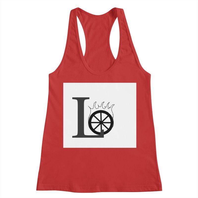 Lo Women's Racerback Tank by loveunbroken's Artist Shop