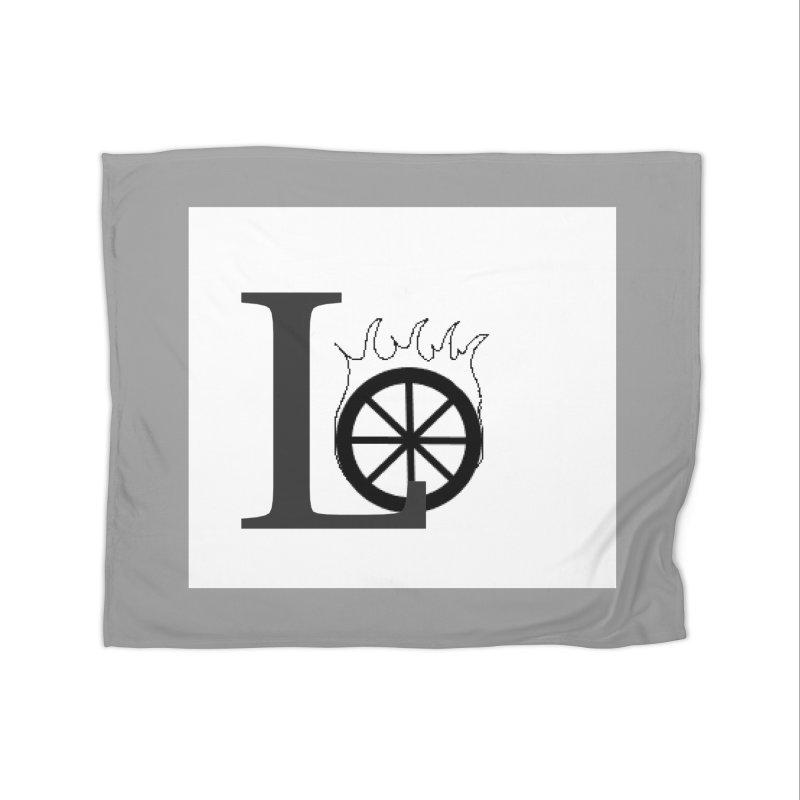 Lo Home Fleece Blanket Blanket by loveunbroken's Artist Shop