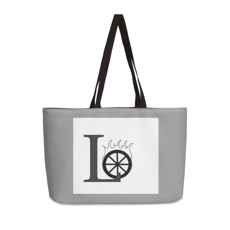 Lo Accessories Weekender Bag Bag by loveunbroken's Artist Shop