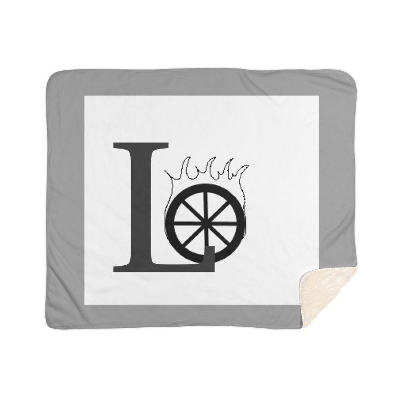 Lo Home Sherpa Blanket Blanket by loveunbroken's Artist Shop