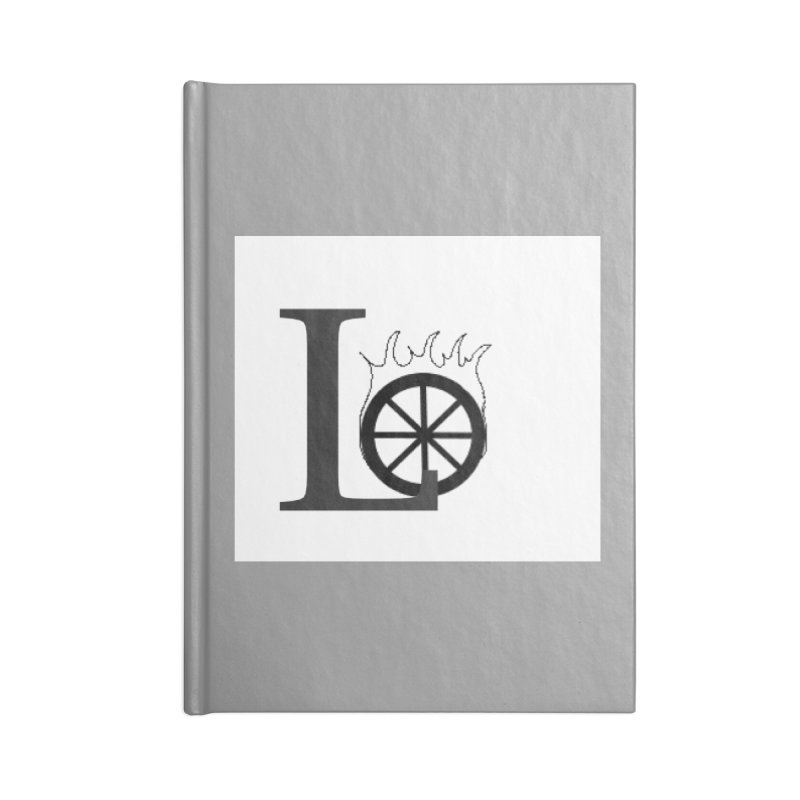 Lo Accessories Lined Journal Notebook by loveunbroken's Artist Shop