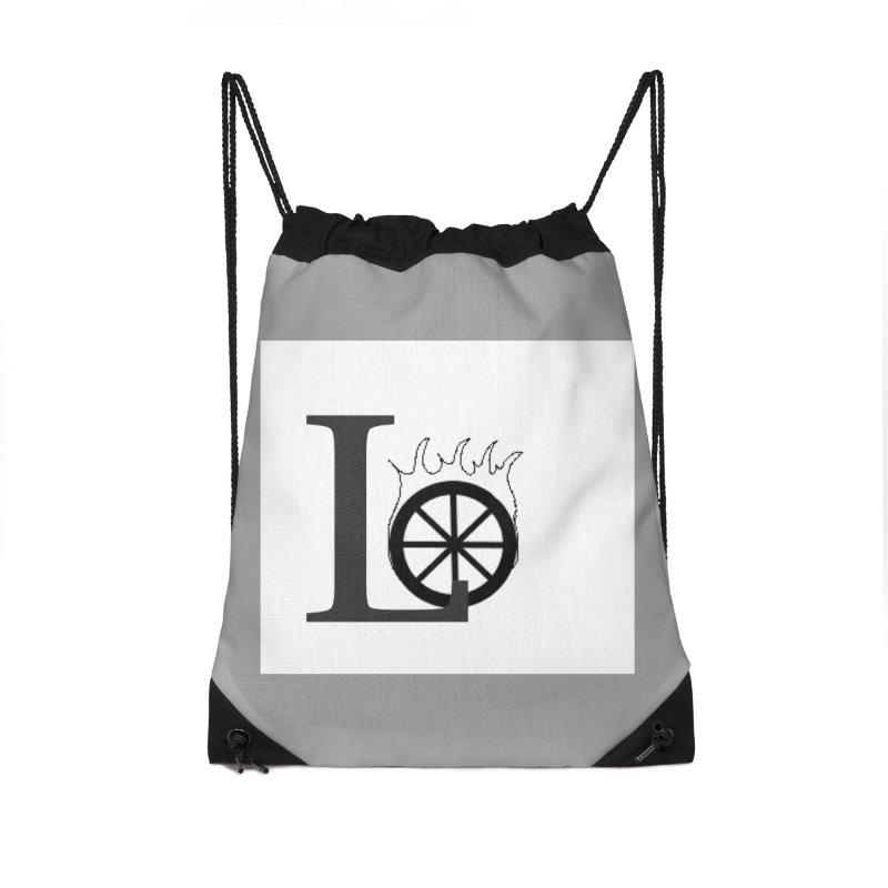 Lo Accessories Drawstring Bag Bag by loveunbroken's Artist Shop