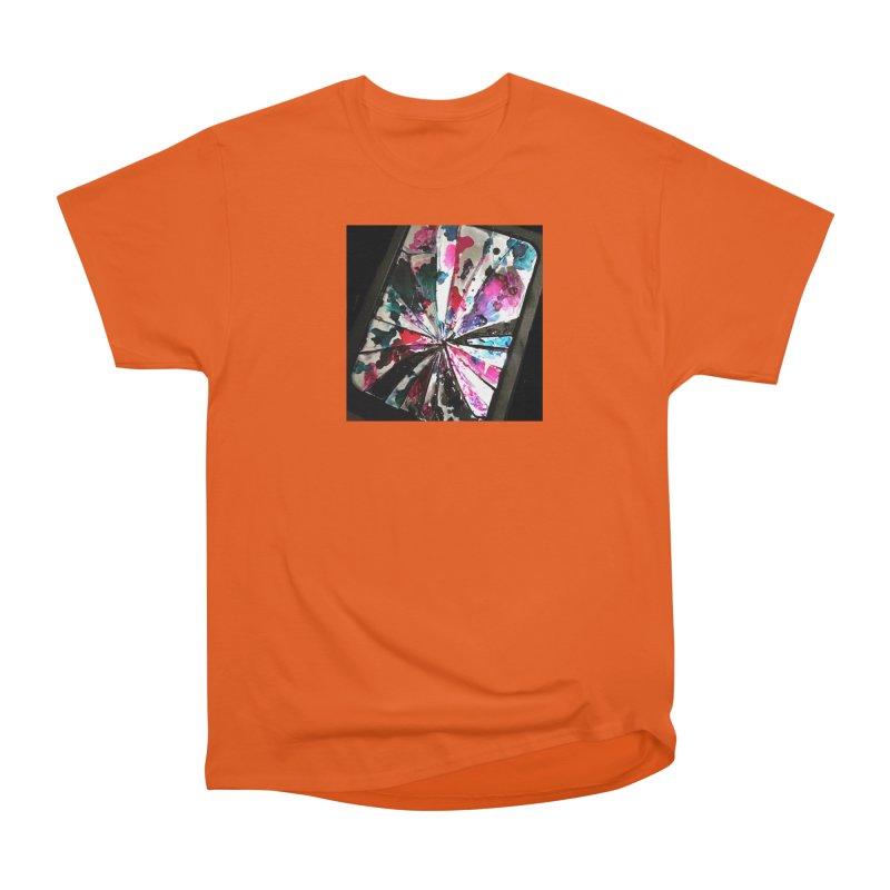 shattered sight Men's T-Shirt by loveunbroken's Artist Shop