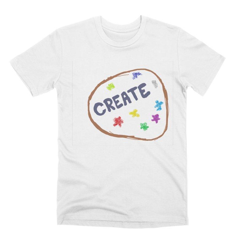 create Men's T-Shirt by loveunbroken's Artist Shop