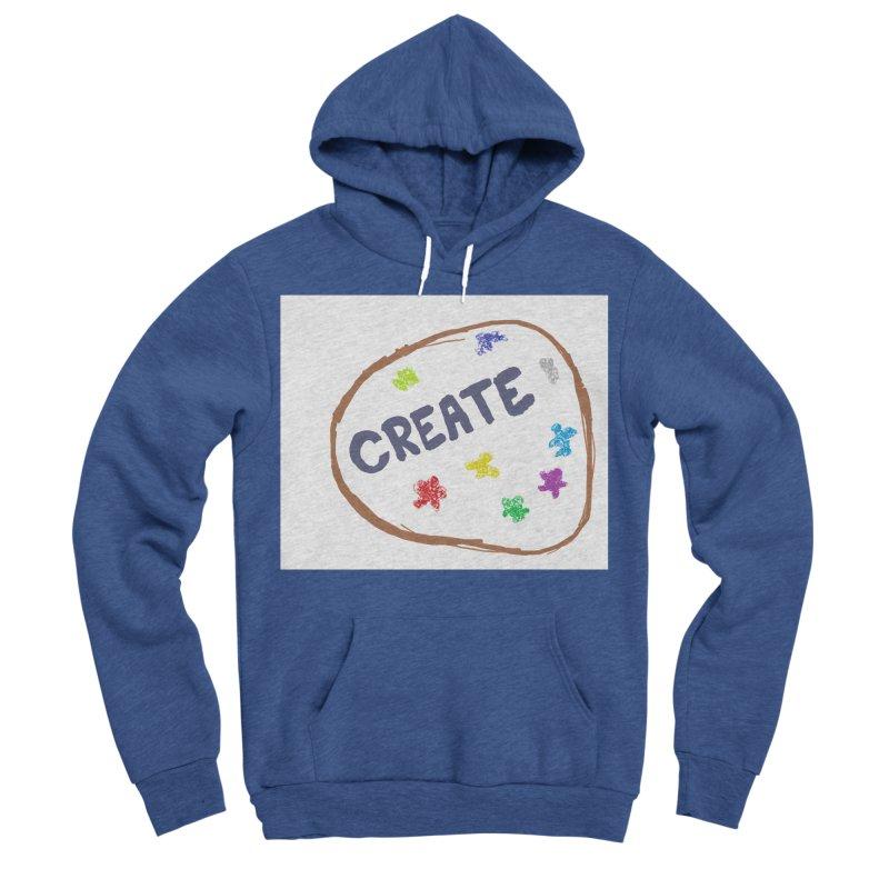 create Women's Sponge Fleece Pullover Hoody by loveunbroken's Artist Shop